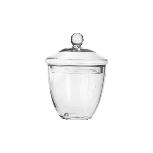 Szklany pojemnik z wieczkiem Lidia