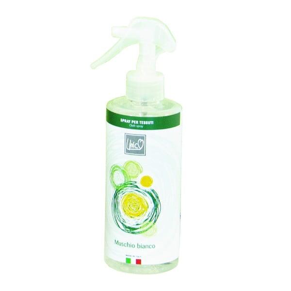 Spray zapachowy THD Fragnances, białe piżmo