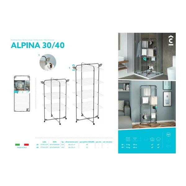 Stojąca suszarka na pranie Colombo New Scal Alpina