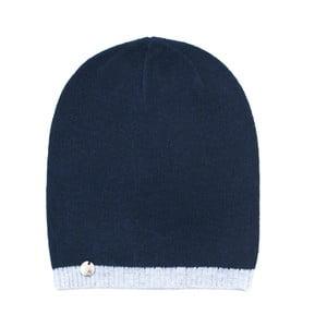 Niebieska czapka Simple Mind
