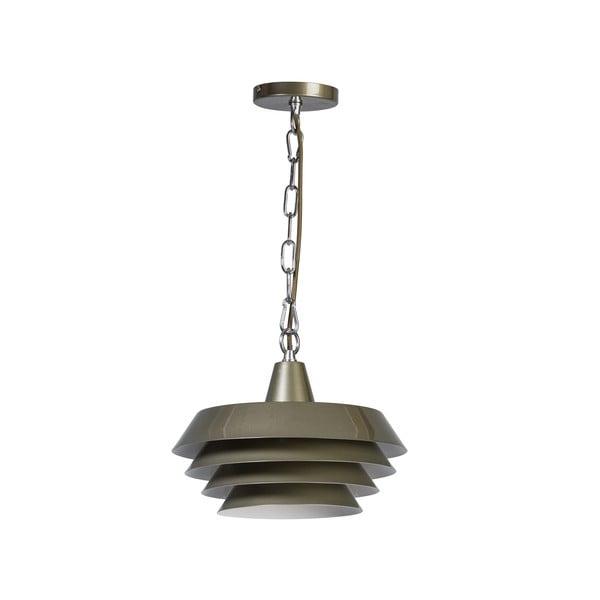 Brązowa lampa wisząca ETH Bitonto