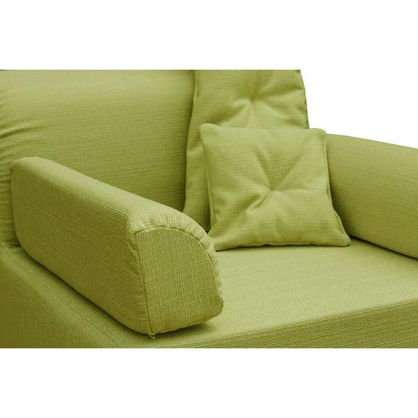 Fotel Filippo Ghezzani Baguette Lime
