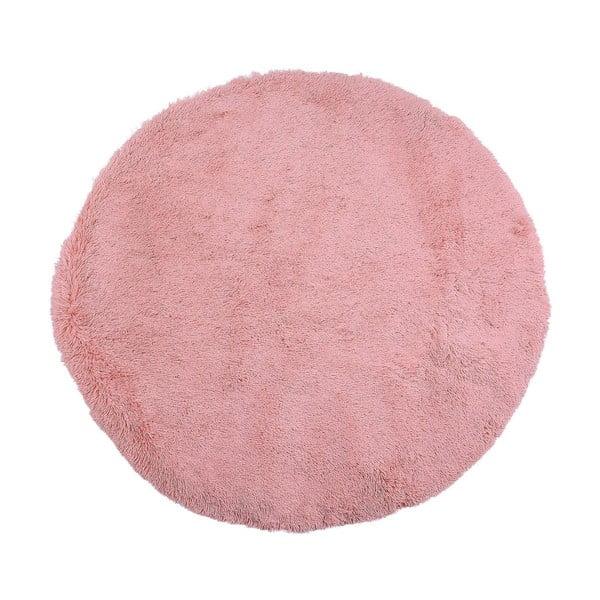 Dywan Soft Bear 160 cm, różowy