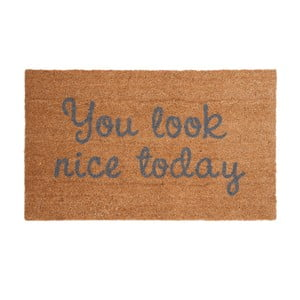 Wycieraczka Clayre & Eef You Look Nice Today, 75x45 cm