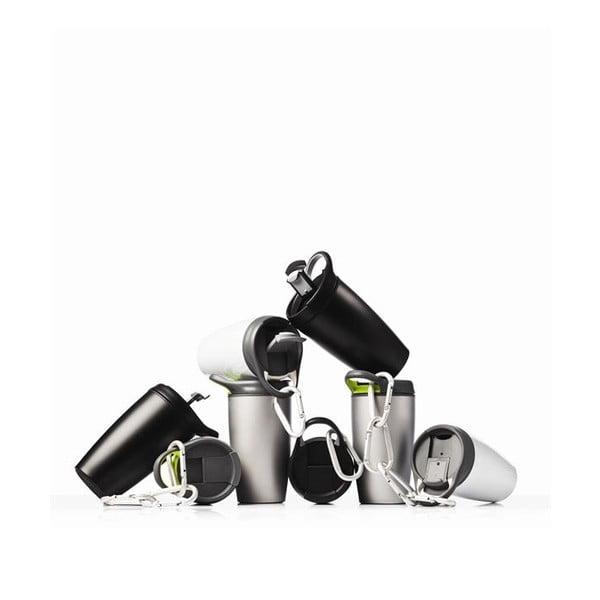 Czarny kubek XD Design Nomad,400ml