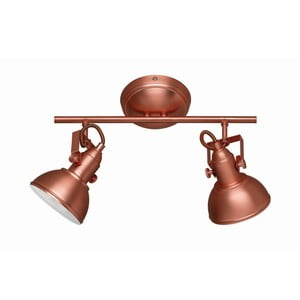 Lampa sufitowa Gina Copper Duo