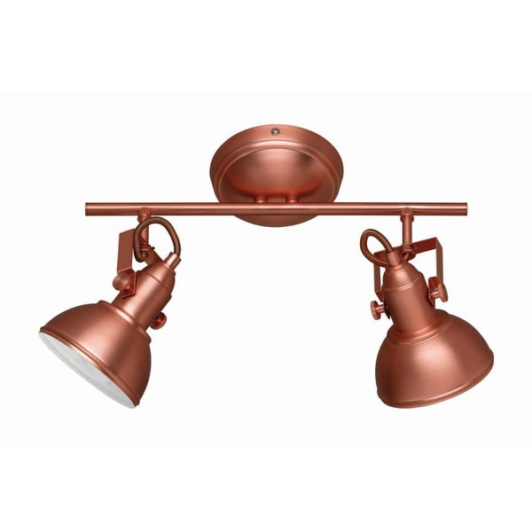 Lampa sufitowa Gina Copper Duo