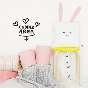 Naklejka dekoracyjna na ścianę Cuddle Area