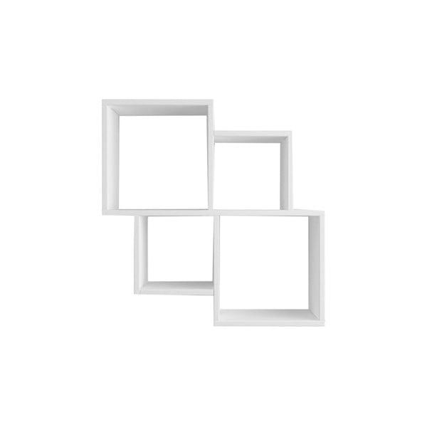 Biała półka Homemania Oyo