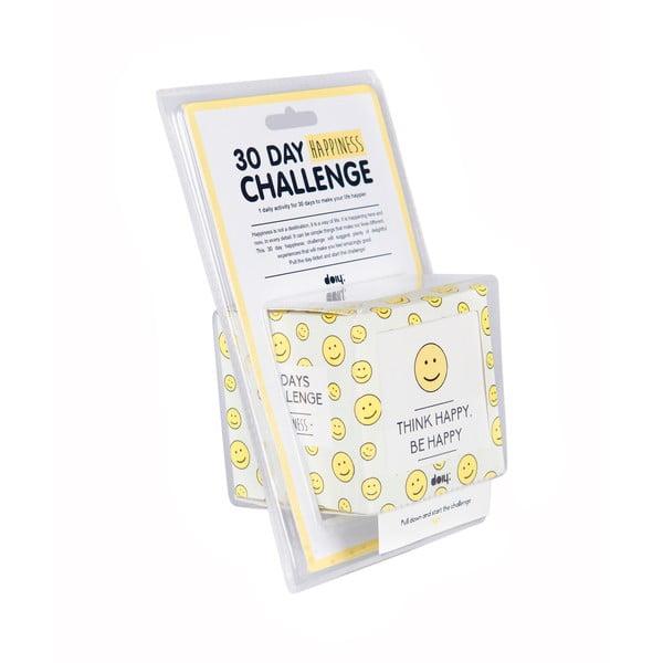 30-dniowe wyzwanie: szczęście Thinks Happy