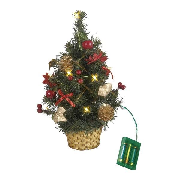 Świecąca dekoracja Tree in Basket