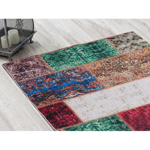 Dywan Patchwork Multicolor, 80x150 cm