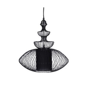 Lampa sufitowa Vintage Cage, 44,5x49 cm