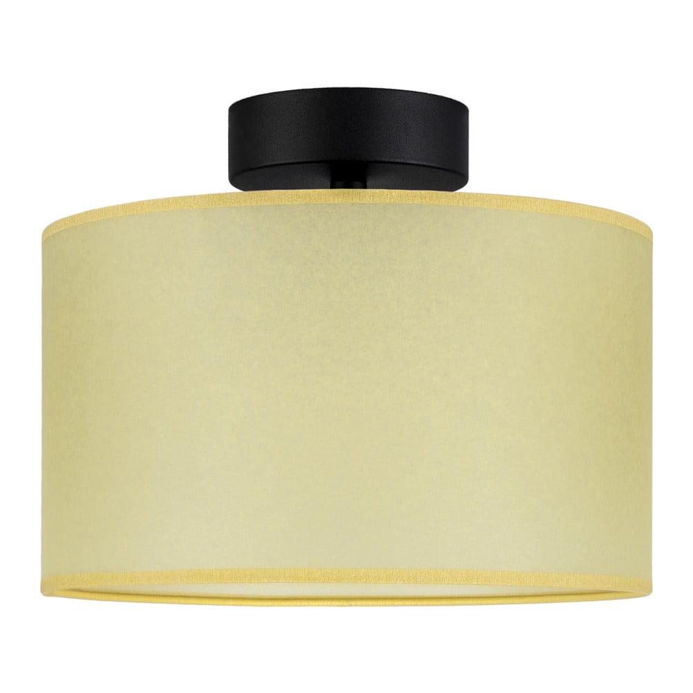 Beżowa lampa sufitowa Sotto Luce Taiko