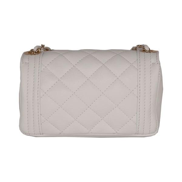 Biała torebka skórzana Andrea Cardone Elena
