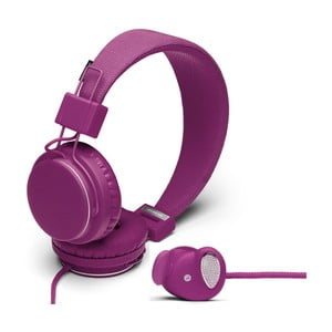 Słuchawki Plattan Grape + słuchawki Medis Grape GRATIS