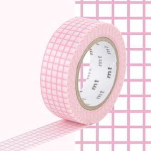 Taśma dekoracyjna washi MT Masking Tape Hannah, dł.10m