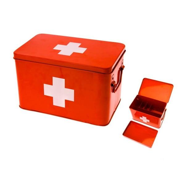 Apteczka PT LIVING Medicine Red, szer. 21,5 cm