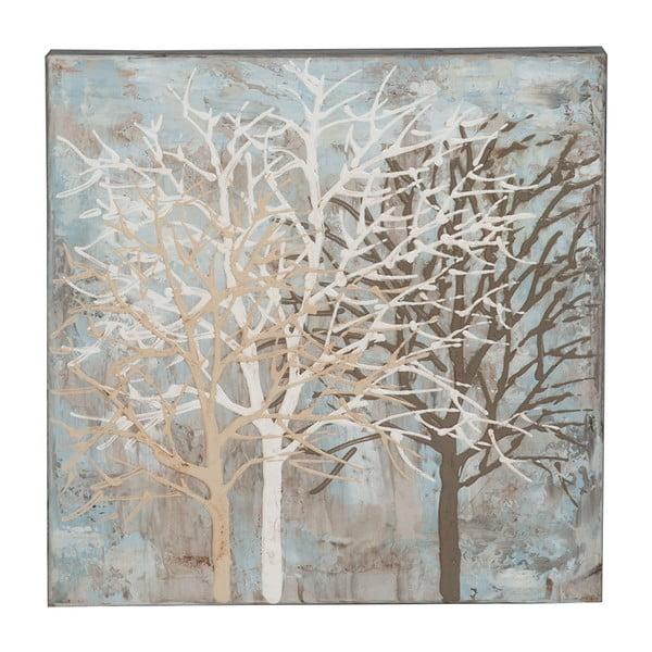 Obraz Painting Trees, 40x40 cm