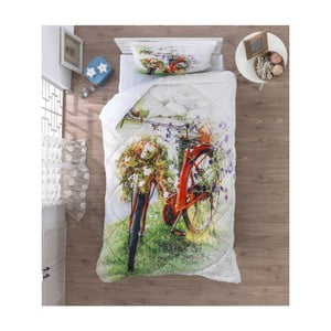 Ozdobny komplet pościeli do sypialni 160x260 cm