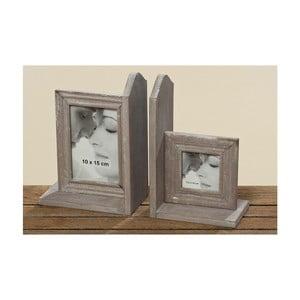 Podpórka do książek/ramka na zdjęcia