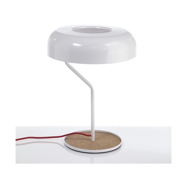 Lampa stołowa Jelly White