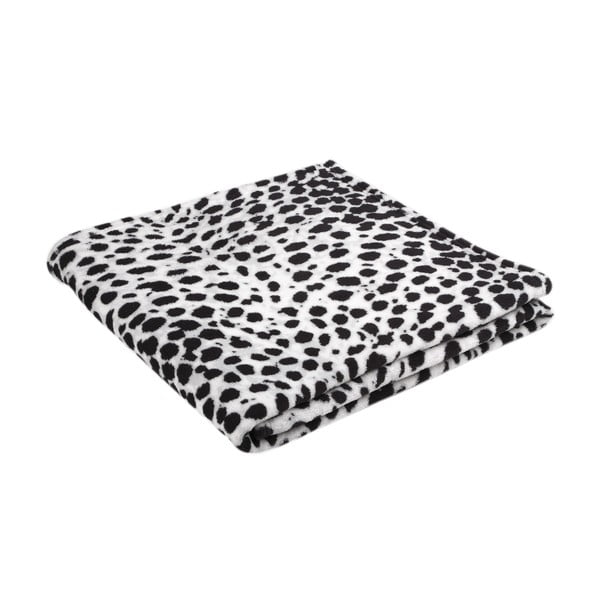 Koc Grey Leopard, 150x200 cm