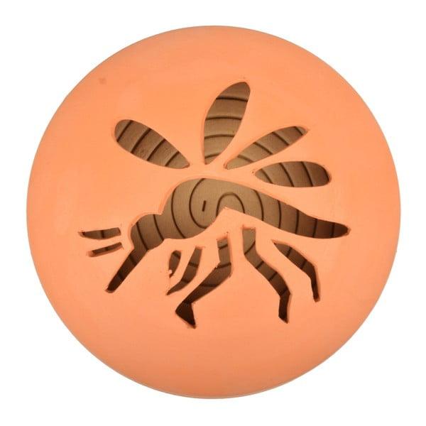 Odstraszacz komarów o zapachu trawy cytrynowej Esschert Design Camping