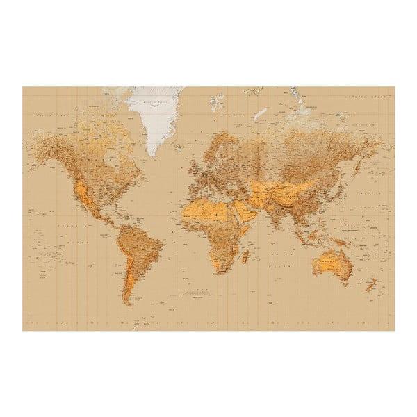 Plakat wielkoformatowy The World, 175x115 cm