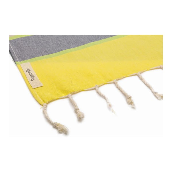 Ręcznik hammam Myra Colorful VIII, 95x175 cm