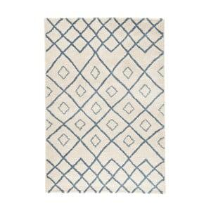 Biały dywan Mint Rugs Draw, 80x150cm