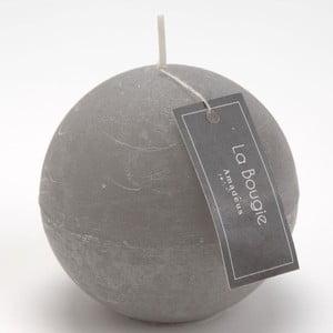 Świeczka Big Sphere Grey