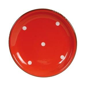Talerz Round Red, 20 cm