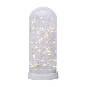 Szklana dekoracja LED Best Season Glass Dome