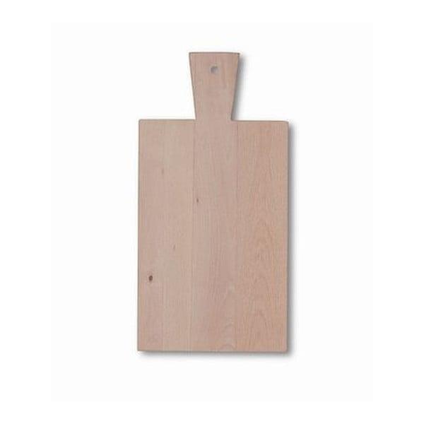 Deska do krojenia Beech Paddle, 44x22 cm