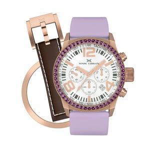 Zegarek damski Marc Coblen z dodatkowym paskiem i obręczą P99