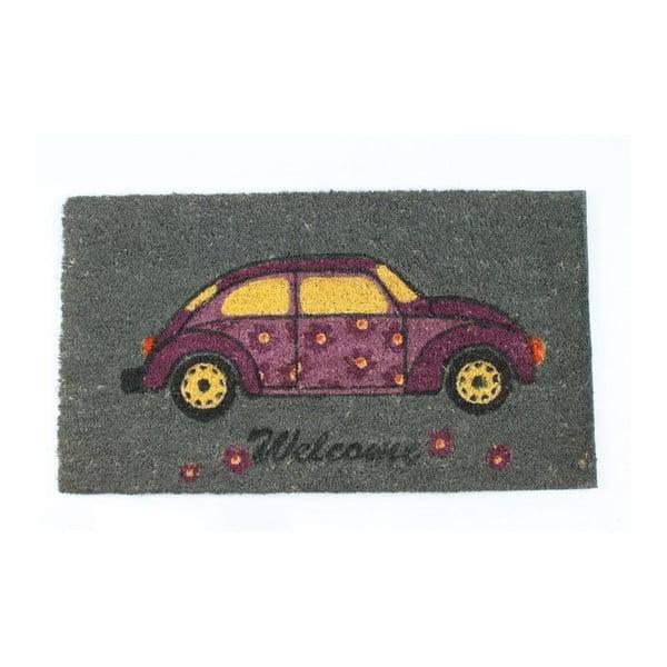 Wycieraczka Welcome Car, 40x70 cm