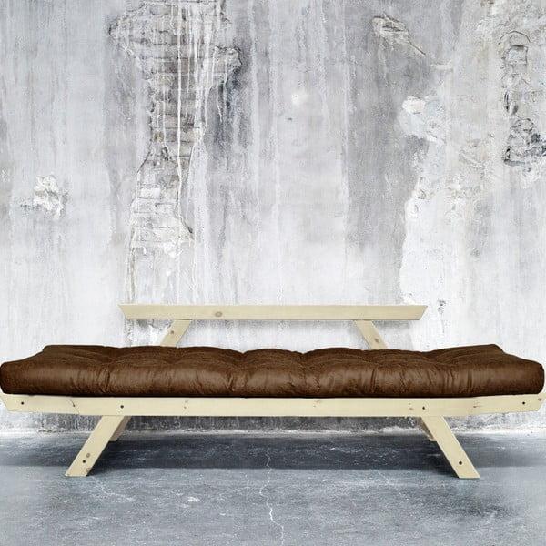 Sofa Karup Vintage Bepop Natural/Mocca