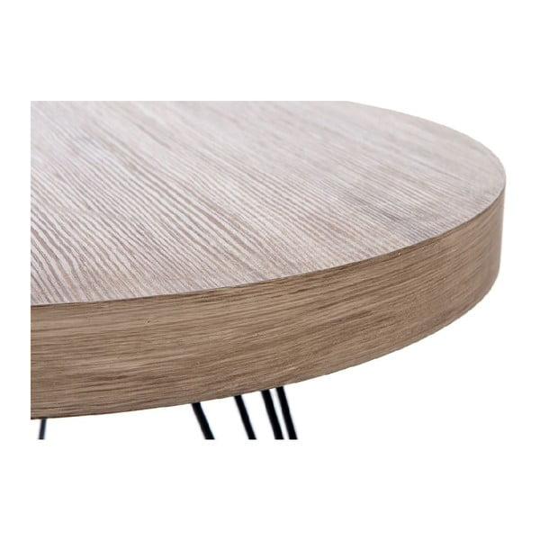 Stolik Retro Table Met, 55 cm