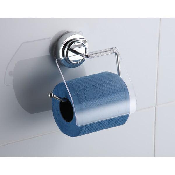 Uchwyt na papier toaletowy z przyssawką ZOSO Tissue
