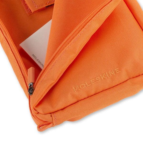 Uniwersalna saszetka Moleskine 23x17 cm, pomarańczowa