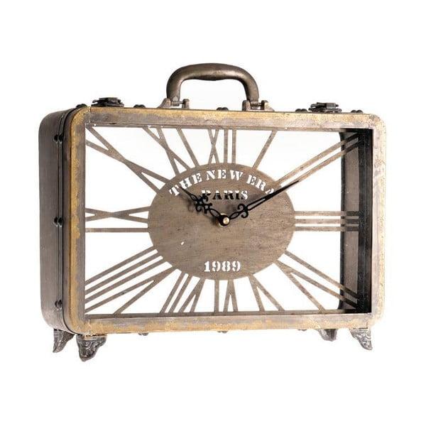 Zegar Clock In Grey