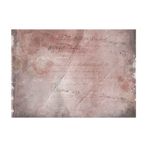 Winylowy dywan Romantic Song, 99x120 cm