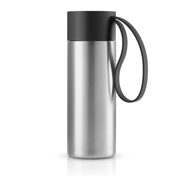 Kubek podróżny Eva Solo To Go Cup Black, 350 ml