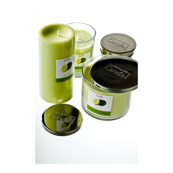 Świeczka zapachowa o zapachu świeżego prania Copenhagen Candles Fresh Linen, czas palenia 40 godz.