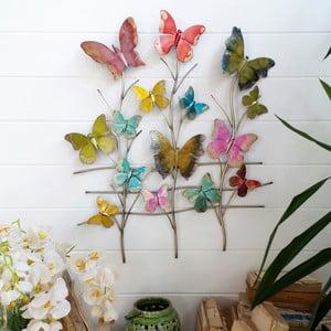 Dekoracja naścienna Butterflies Pannel