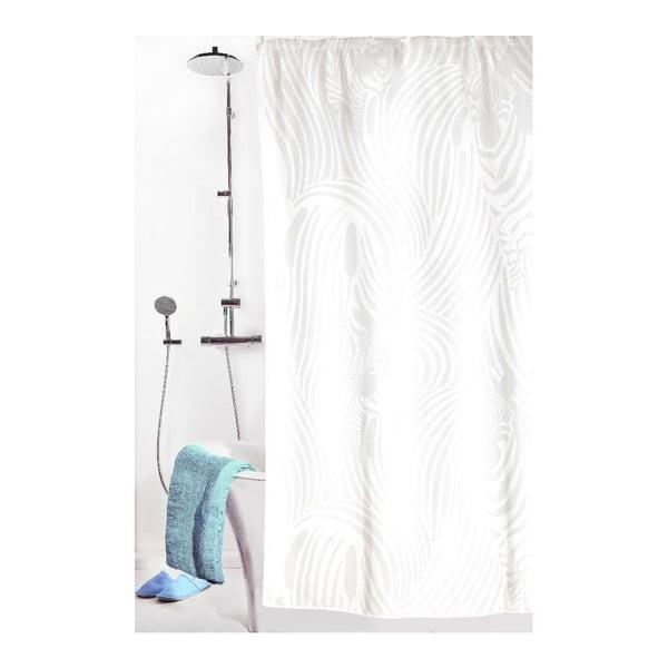 Zasłona prysznicowa White, 180x200 cm