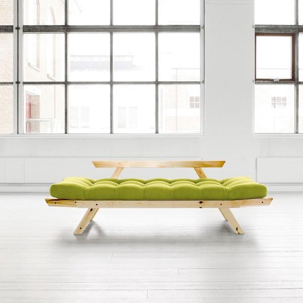 Sofa Karup Bebop Natural/Pistachio