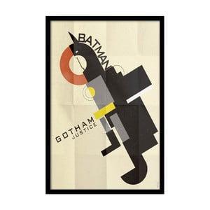 Plakat Batman Gotham, 35x30 cm