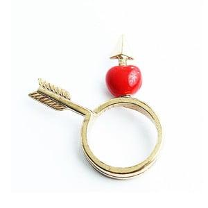 Pierścionek Apple and Arrow